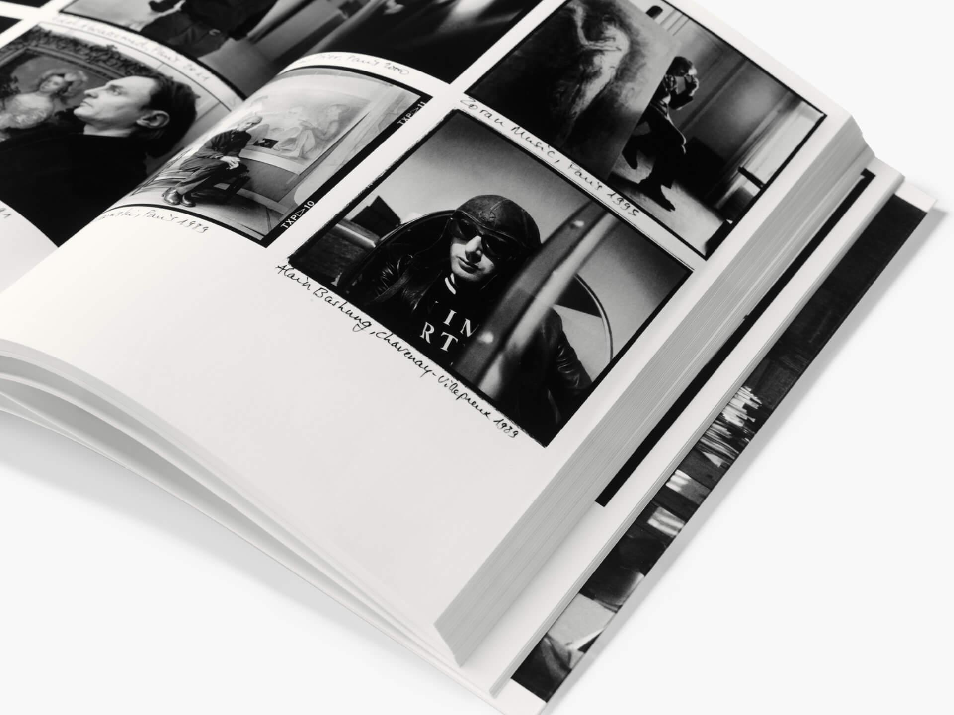 Photo de l'intérieur du livre