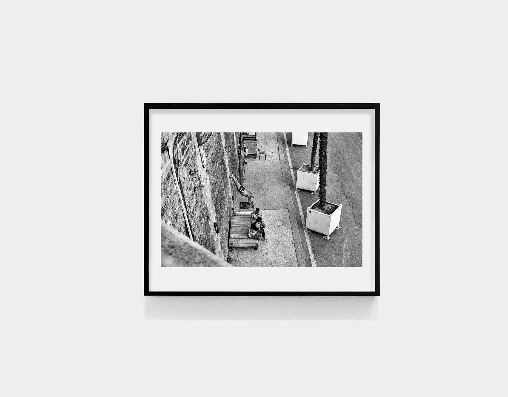 Tirage_Laurent_Delhourme_ Voie-Georges_Pompidou,_Paris_1er
