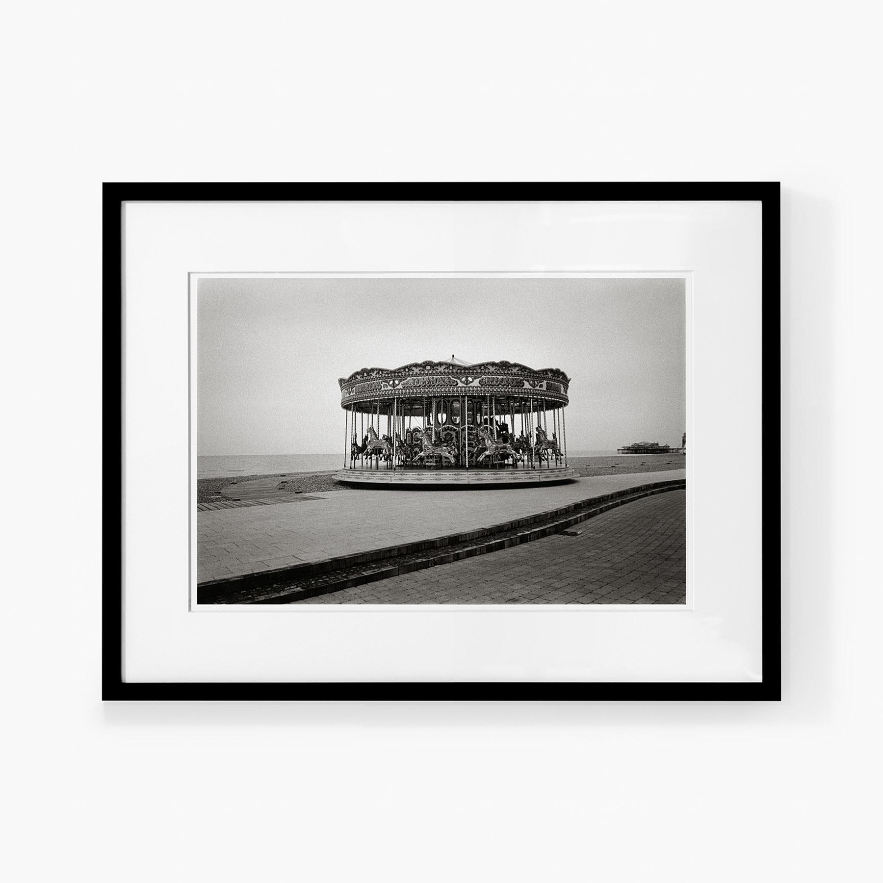 Tirage_Andre_Carrara_Le manège, 1996, Brighton