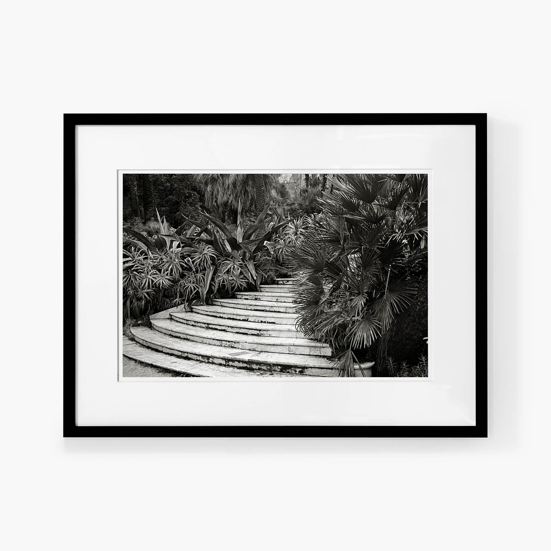 Tirage_Andre_Carrara_L'escalier, 1999, Naples