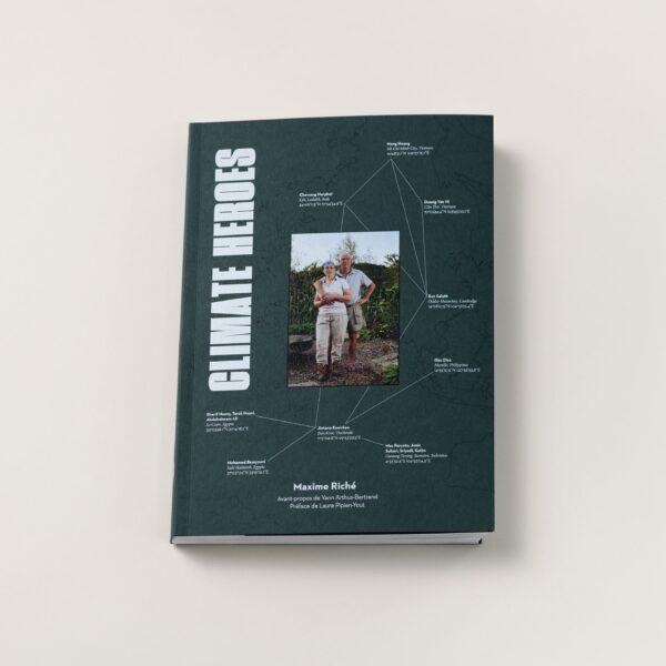 Couverture du livre Climate Heroes