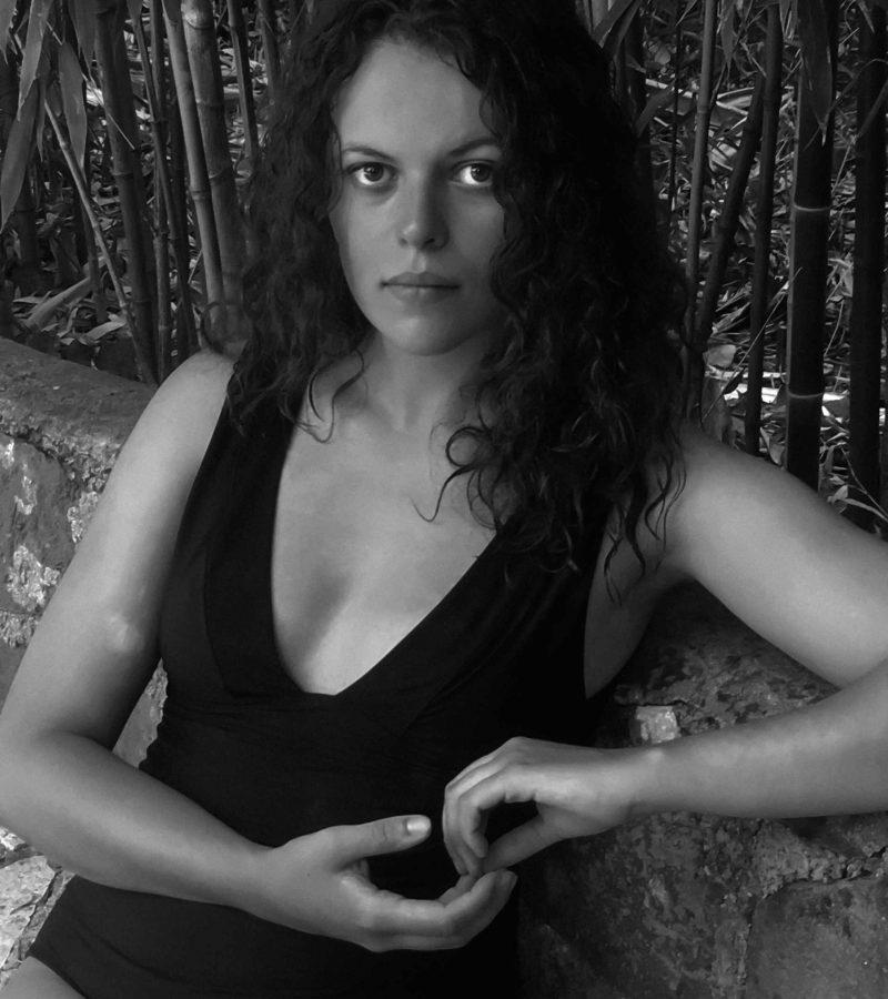 Portrait de Louise Slaviero